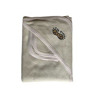New Little Peanut Hooded Baby Bath Towel Set